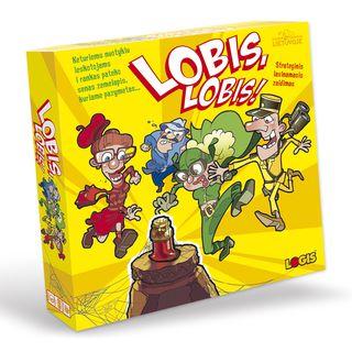 Lobis, lobis! Stalo žaidimas
