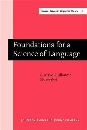 Foundations for a Science of Language