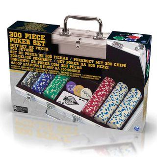 CARDINAL GAMES Pokeris, aliuminiame lagaminėlyje, 6033157