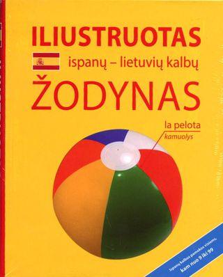 Iliustruotas ispanų–lietuvių kalbų žodynas