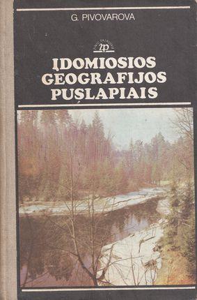 Įdomiosios geografijos puslapiais