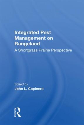 Integrated Pest Management On Rangeland