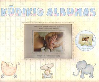 Kūdikio albumas. Su stoveliu