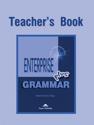 Enterprise Plus. Teacher's grammar. Anglų kalbos gramatika mokytojams