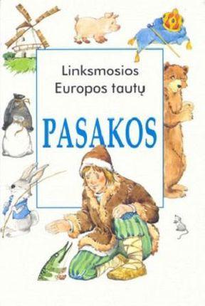 Linksmosios Europos tautų pasakos. I knyga