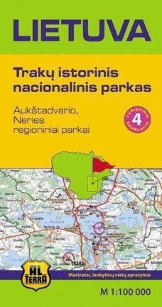Lietuva. Trakų istorinis nacionalinis parkas