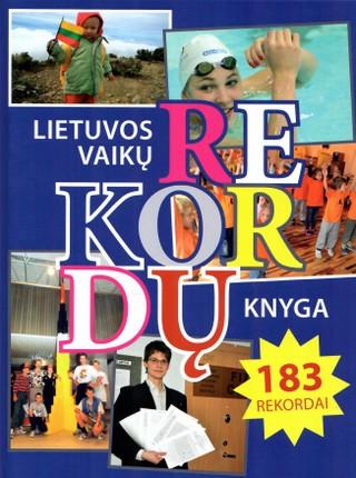 Lietuvos vaikų rekordų knyga