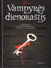 Mano vampyrės dienoraštis