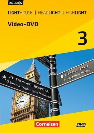 English G Lighthouse / English G Headlight / English G Highlight  03: 7. Schuljahr. Video-DVD. Allgemeine Ausgabe