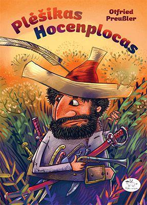 Plėšikas Hocenplocas (2017)
