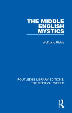 The Middle English Mystics