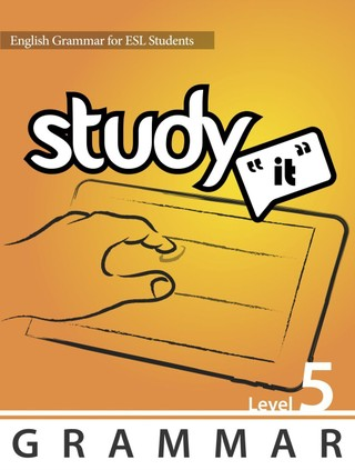Study It Grammar 5 eBook