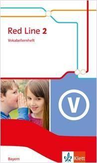 Red Line 2. Ausgabe Bayern. Vokabellernheft Klasse 6