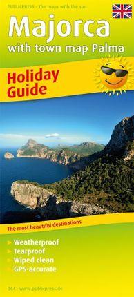 Majorca Holiday Guide Majorca 1 : 140 000