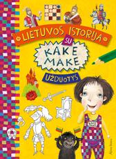 Lietuvos istorija su Kake Make. Užduotys
