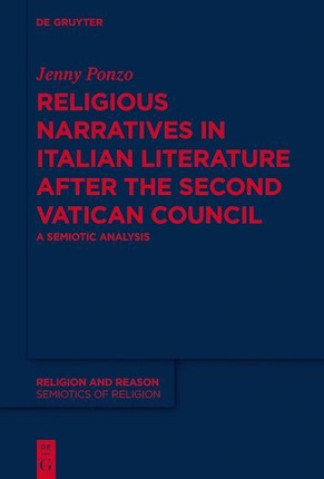 Religious Narratives in Italian Literature after the Second Vatican Council