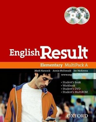 English Result Elementary. Multipack A
