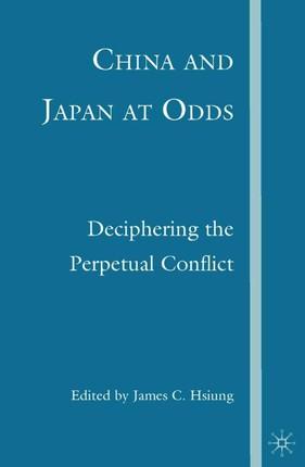 China and Japan at Odds
