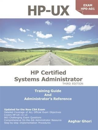 HP-UX: HP Certification Systems Administrator, Exam HP0-A01