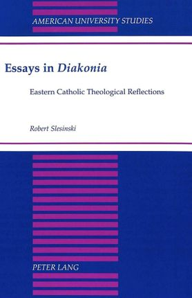 Essays in Diakonia