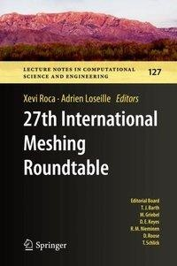 27th International Meshing Roundtable