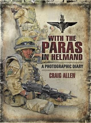 With the Paras in Helmand