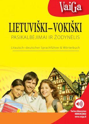 Lietuviški – vokiški pasikalbėjimai ir žodynėlis