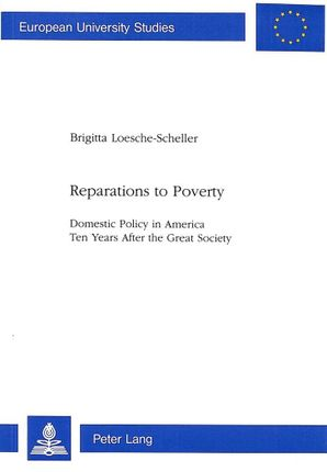 Reparations to Poverty