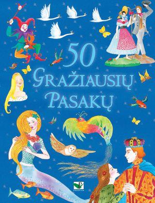 50 gražiausių pasakų