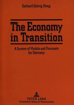 The Economy in Transition