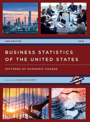 Business Statistics of the United States 2019