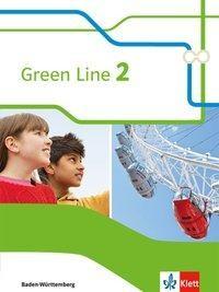 Green Line 2.Schülerbuch. Baden-Württemberg ab 2016