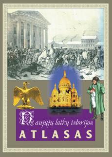 Naujųjų laikų istorijos atlasas 9 klasei