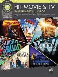 Hit Movie & TV Instrumental Solos for Strings: Songs and Themes from the Latest Movies and Television Shows (Violin), Book & CD