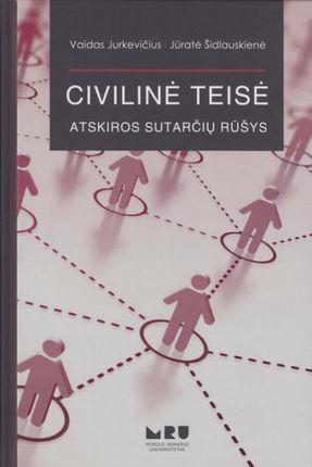 Civilinė teisė: atskiros sutarčių rūšys