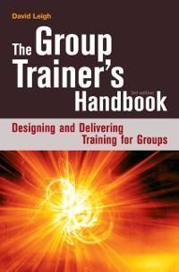 The Group Trainer's Handbook