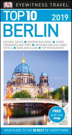 DK Eyewitness Top 10 Travel Guide Berlin 2019