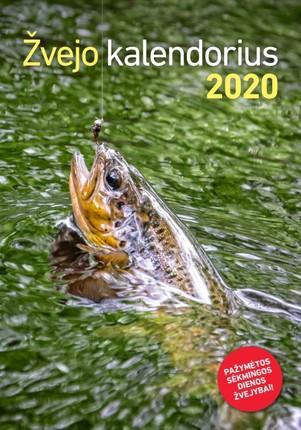 2020 m. sieninis kalendorius Žvejo
