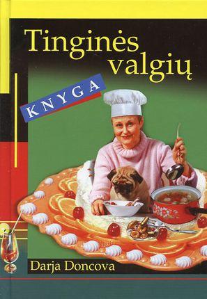 Tinginės valgių knyga