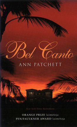 Bel Canto (knyga su defektais)
