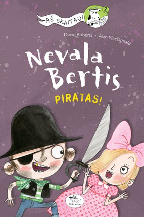 Nevala Bertis. PIRATAS!