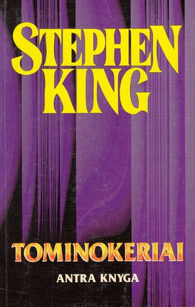 Tominokeriai II knyga