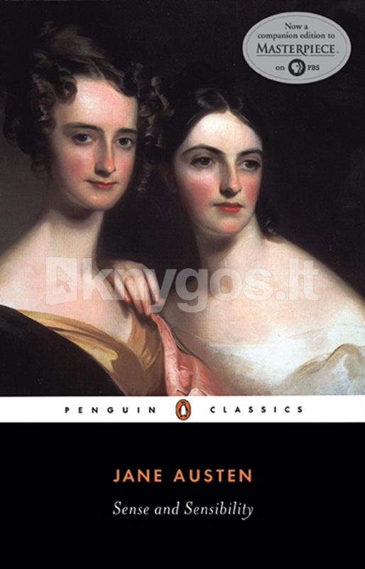 jane austens sense and sensibility comparing the Jane austen cover to cover: gallery  sense and sensibility jane austen's father died in 1805,  perhaps a cheeky employee at george allen was comparing the.