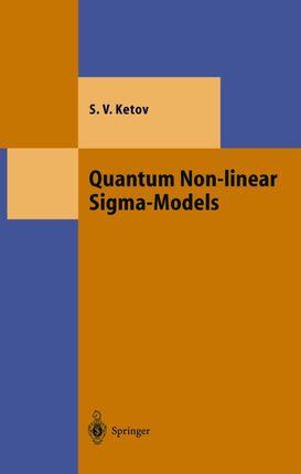 Quantum Non-linear Sigma-Models
