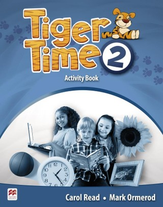 Tiger Time 2. Activity Book