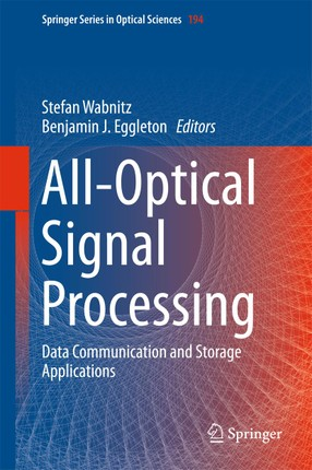 All-Optical Signal Processing