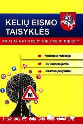 Kelių eismo taisyklės (2019)