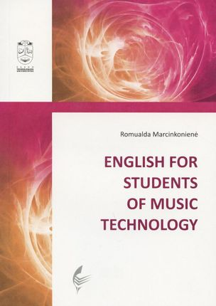 English for Students of Music Technology