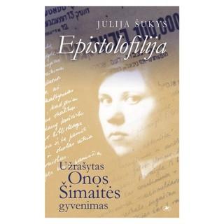 Epistolofilija (knyga su defektais)