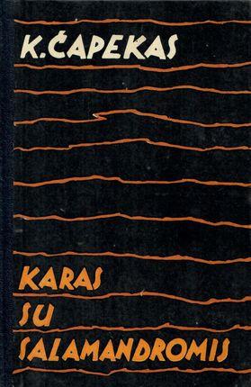 Karas su Salamandromis (1958)